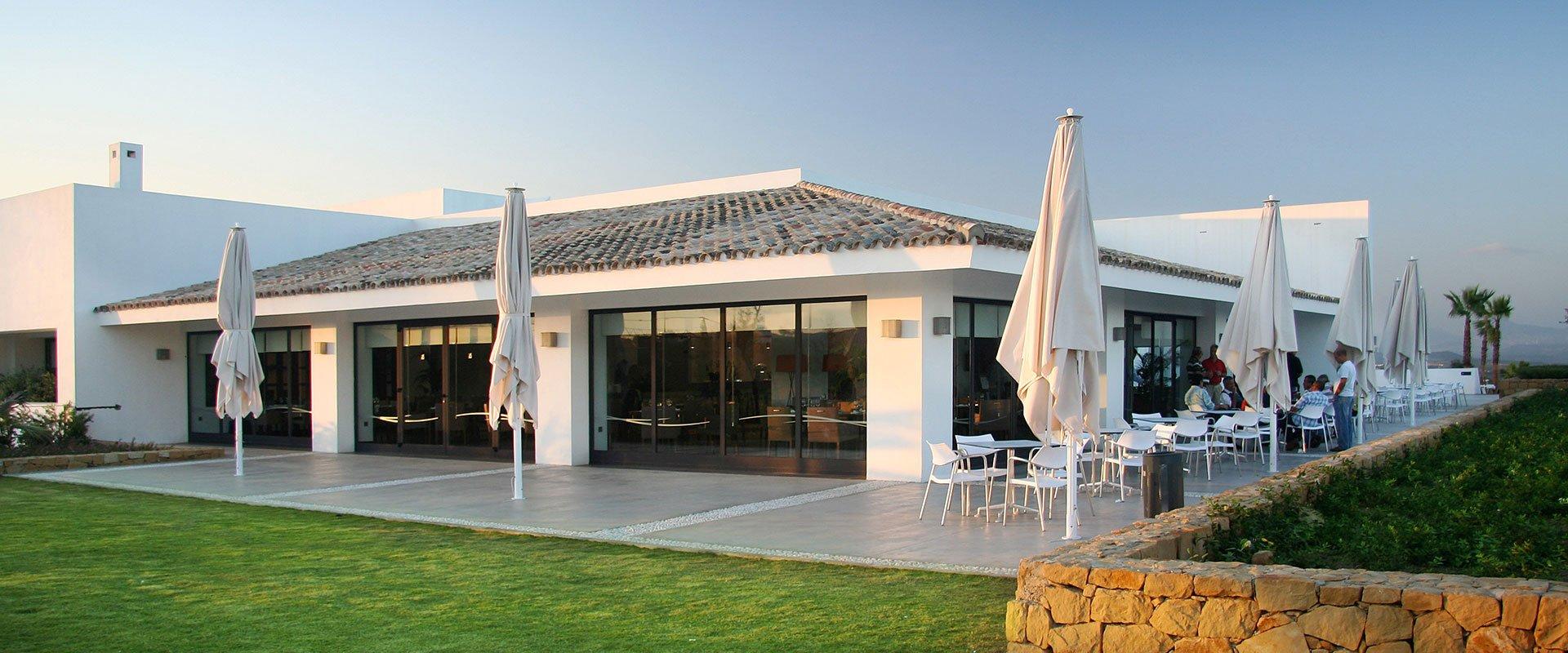 image Alcaidesa Club House - Grupo Alcaidesa